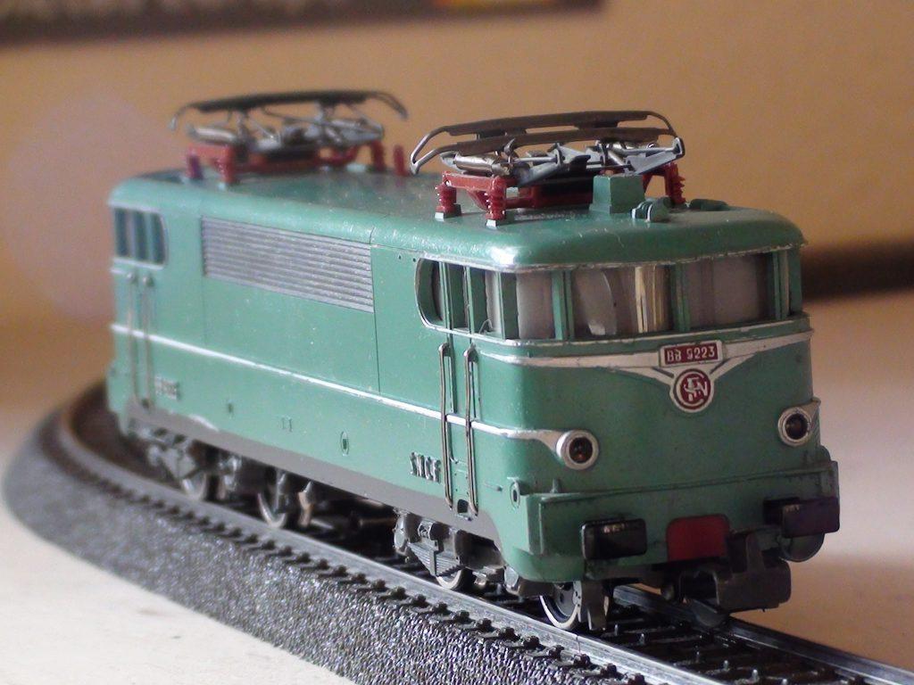 Locomotora eléctrica Märklin ref. 3038